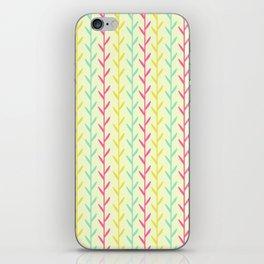Pretty as a fern  iPhone Skin