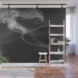 The Fluidity of It All Wall Mural