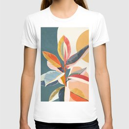 Colorful Branching Out 01 T-shirt