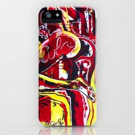Culo iPhone Case