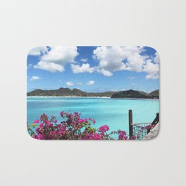 Caribbean Views Bath Mat