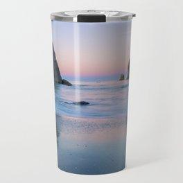 Oregon Coast Dawn Travel Mug