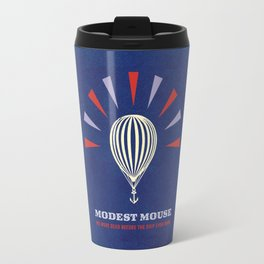 Modest Mouse - We Were Dead Before The Ship Even Sank Travel Mug