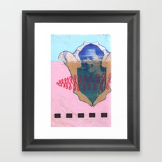 I'm Your Girl Framed Art Print