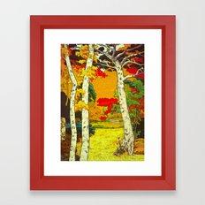 Home at Syin Framed Art Print