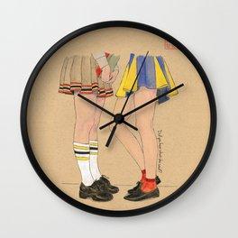 Gossip Girls Wall Clock