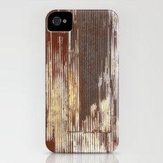 Rust iPhone (4, 4s) Slim Case