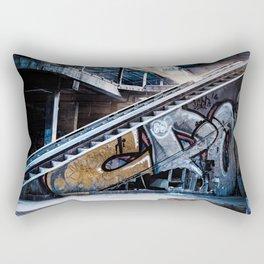 c o l d Rectangular Pillow