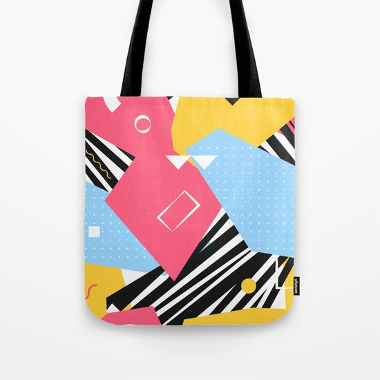 Memphis Two Tote Bag