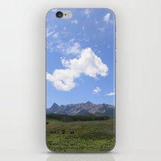 Telluride iPhone & iPod Skin
