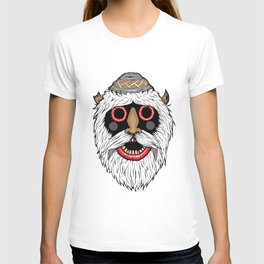 Bucovina mask / Masca de Bucovina T-shirt