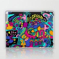 Puska Laptop & iPad Skin