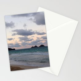 Beachside Mornings Stationery Cards