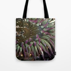 sea tentacles Tote Bag