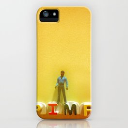 Lando at the Partay iPhone Case