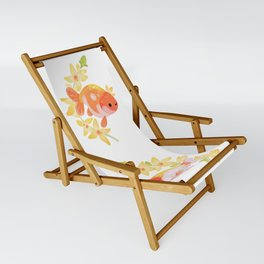 Ranchu and Adonis Sling Chair