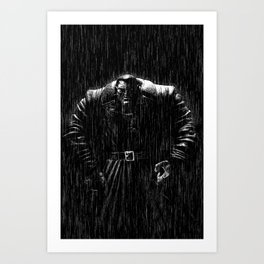 Sin City: Marv Art Print