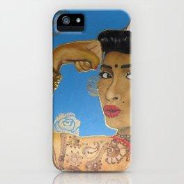 Riveter iPhone Case