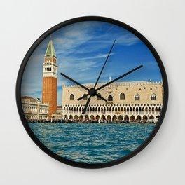 Piazza San Marco Wall Clock
