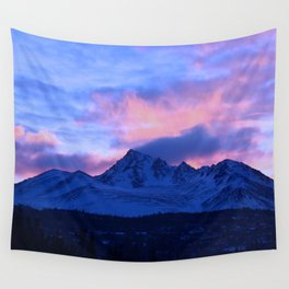 Serenity Rose Sunrise III Wall Tapestry