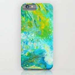 Intuitive Moments 9 iPhone Case