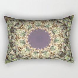 Calyx Eyes Rectangular Pillow