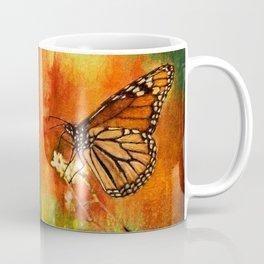 Monarch Butterfly ~ Ginkelmier Inspired Coffee Mug