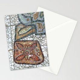 Tile Mosaique Detail Stationery Cards