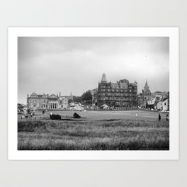 St. Andrews Art Print