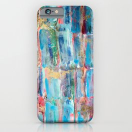 Sweet Sugarcane with Gold iPhone Case