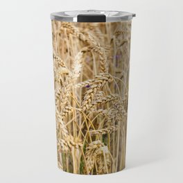 Golden Wheat Travel Mug