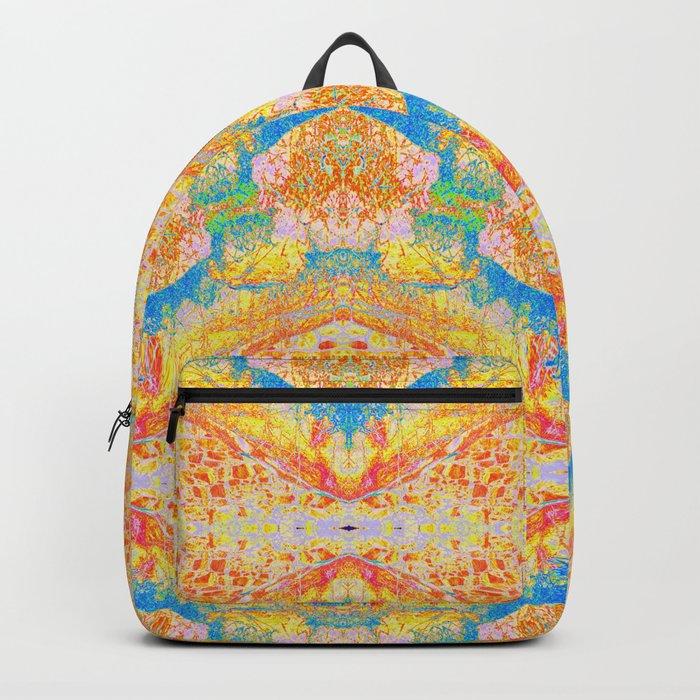 Geometric Pattern 2 Backpack