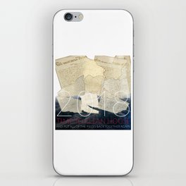 2018, Time to Clean House iPhone Skin