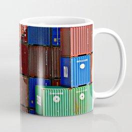 Colorful containers II Coffee Mug