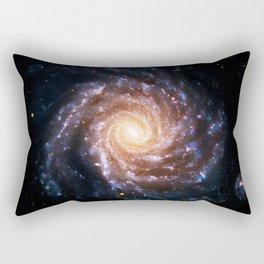 Spiral Galaxy NGC 1232 Rectangular Pillow