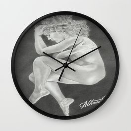 Manana Soledad, Alex Chinea Pena Wall Clock
