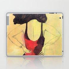 SELINA BEACH SKETCHBOOK Laptop & iPad Skin