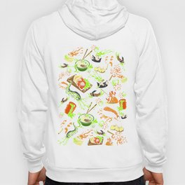 I Love Japanese Foods! Hoody