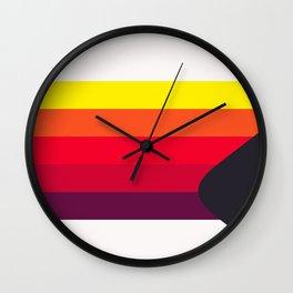 Video Cassette Retro I Wall Clock