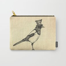 Hello Mister Magpie Carry-All Pouch