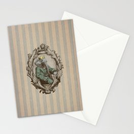 Royal Portrait, 1931 (colour option) Stationery Cards