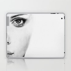 Barely Scarlett  Laptop & iPad Skin