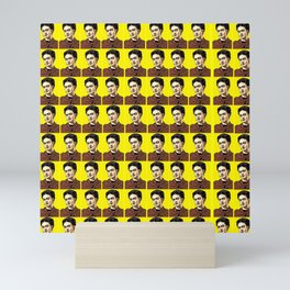 Frida Kahlo Pop Art Mini Art Print