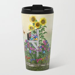 Seasons Mailbox Summer Travel Mug