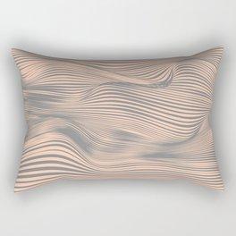 Abstract Texture #2 Rectangular Pillow