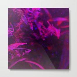 blueish purple Metal Print
