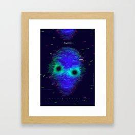 !ЯOЯЯIM Framed Art Print