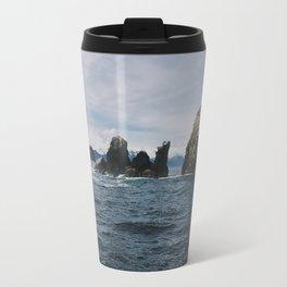 Deep ocean Travel Mug