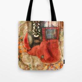 Boxing Modern Tote Bag