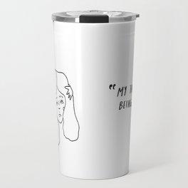 THOUGHTS. Travel Mug